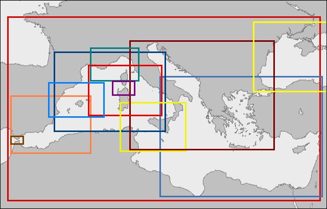 PassageWeather.com Mittelmeer(Link)