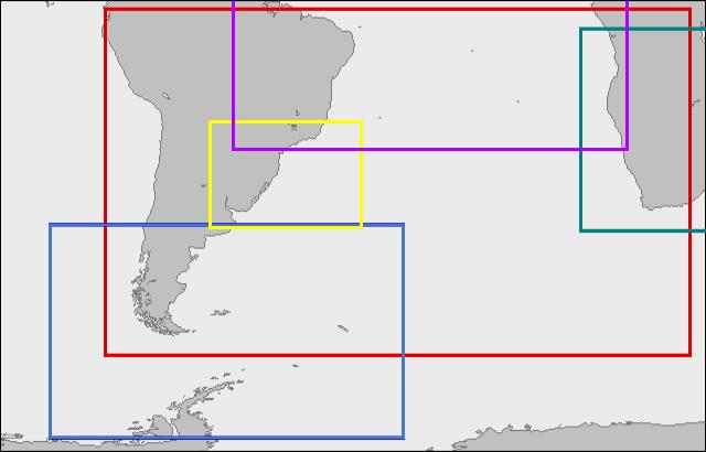 PassageWeather.com Südatlantik(Link)