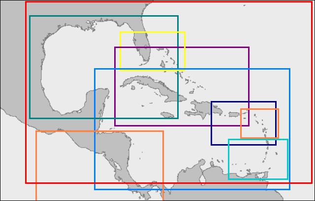PassageWeather.com Mittelamerika(Link)