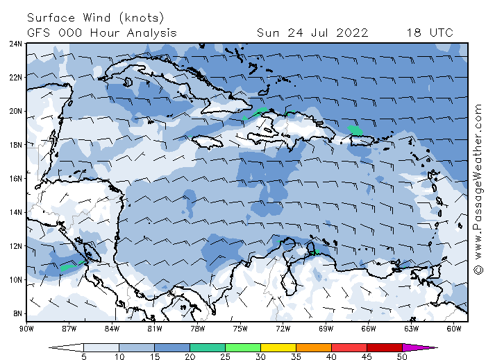 Marine Weather – bluegreenbelize com