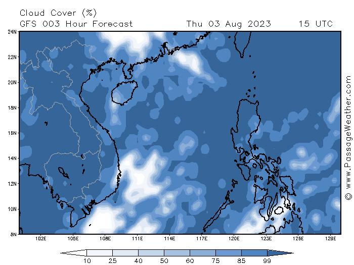 Forecasting image!