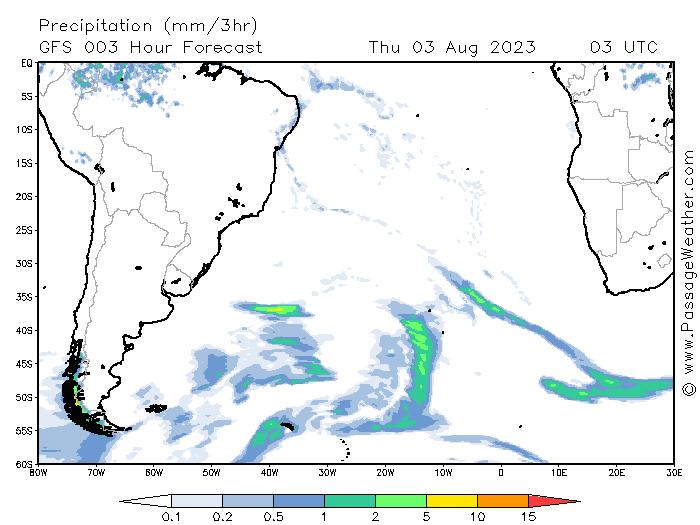 Aviation Weather - Ocean Weather